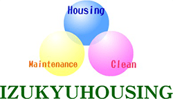 Housing,Maintenance,Clean IZUKYUHOUSING